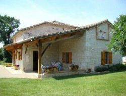 Holiday home in the Quercy in France near Lavaurette