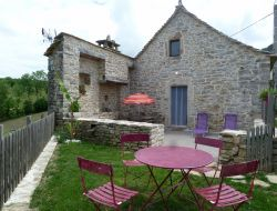 Holiday home in Lozere, Languedoc. near Aurelle Verlac