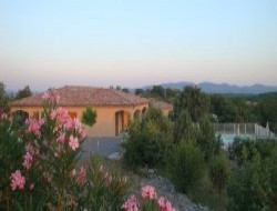 Holiday villa with pool in Ardeche.