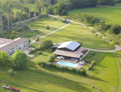 B & B close to Bordeaux in Aquitaine.