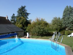 Holiday home close to the Chateaux de la Loire near Vallières les Grandes