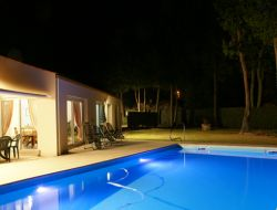 Accommodation for holidays near Oleron island near Saint Just Luzac