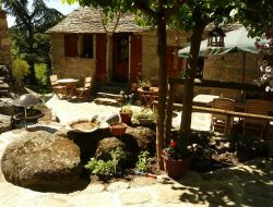 Bed & Breakfast in Southern Ardeche. near Chauzon