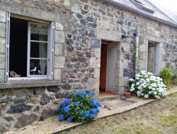 Holiday cottage in center Brittany. near Carnoët