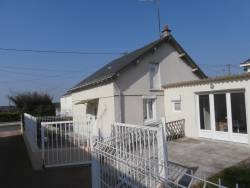 Holiday rental in Saumur, France.