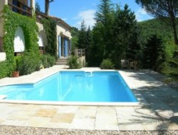 B & B close to Nimes in France near Saint Martial