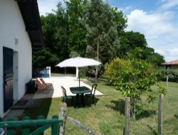 Self-catering apartment in the Pays Basque.