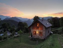 Location d'un chalet en haute Ariège.