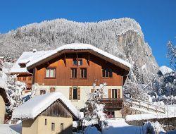 Location appartements dans un chalet a Samoens en Haute Savoie
