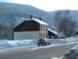Holiday accommodation in the Vosges, France.