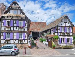 Bed and Breakfast in Alsace