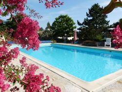 self catering accommodation in Meursac Charente near Villars en Pons