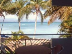 Seaside holiday accommodation in Guadeloupe; Caribbean island
