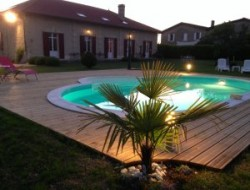Guest house in Gironde near Saint Pey de Castets