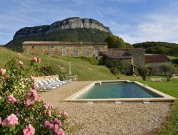 Holiday cottage in the provencal Drome near Manas