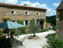 Bed and breakfast near Belvès in Dordogne near Saint Vincent de Cosse