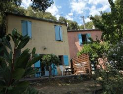Holiday rentals in Corsica island. near Sisco