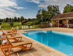 Village de gites en Dordogne