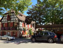 Bed and Breakfast in Alsace near Dambach la Ville