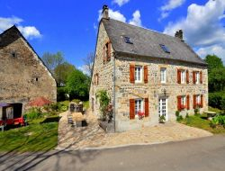 B&B in the Puy de Dome, Auvergne volcanoes