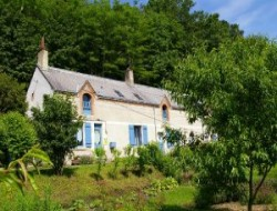 Bed and breakfast close to the Castle of the Loire near Cormeray
