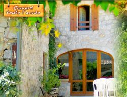 B&B in the Gorges de Ardeche near Vagnas