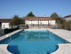 Gites avec piscine dans le Lot et Garonne (47)