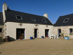 Holiday house close to the sea in Brittany. near Pont l Abbe