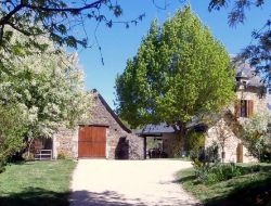 Accommodation for holidays in Aveyron near Cruejouls