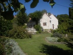 Bed and Breakfast close to La Roche Posay near Charnizay