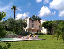 Bed and breakfast in Tourrettes on french riviera