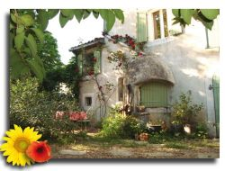 Location et chambres d'hôtes à coté d'Anduze