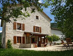 B&B in Saint Martin en Vercors n°4357