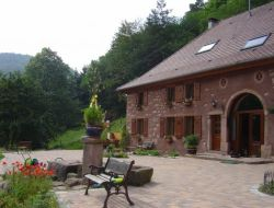 Bed and Breakfast near Strasbourg in Alsace, France. near Dambach la Ville