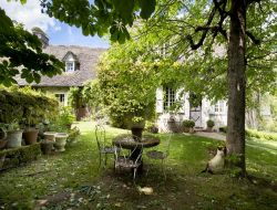 B&B in the Cantal in Auvergne