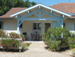 Self catering accommodation in Angoume Landes
