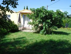 Cottage for holidays in Herault. near Cornus