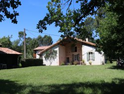 Hostens Location de gites ruraux en Sud Gironde.