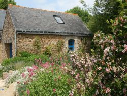 Holiday cottage in South Finistère near Clohars Carnoet
