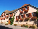 Holiday cottages in Alsace