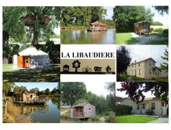 Holiday accommodations near the Puy du Fou in France. near Cirière