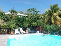 Accommodation for holidays in the Guadeloupe