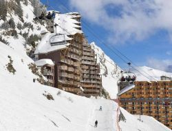 Holiday rentals in Avoriaz ski resorts of the French Alps.