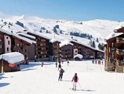 Locations au ski à la Plagne.
