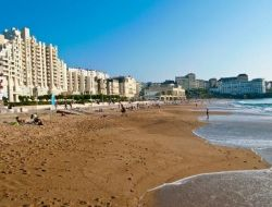 Self-catering appartment in Biarritz