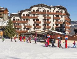 Self-catering apartment in Savoy ski resort