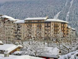 Location en residence de vacances à Chamonix