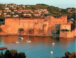 Locations en residence de vacances à Collioure