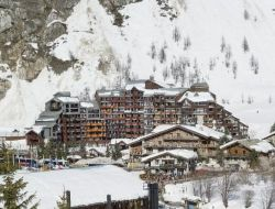 Holiday residence in Val d'Isere, france.