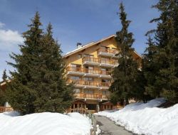 Holiday accommodation in Meribel resort